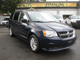 Used 2013 Dodge Grand Caravan SXT AC Stow N Go 3.6L 6cyl for sale in Ottawa, ON