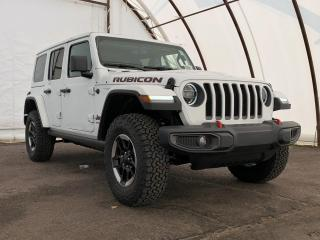 New 2020 Jeep Wrangler Unlimited Rubicon RUBICON 4X4 W/ DUAL TOPS for sale in Ottawa, ON