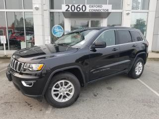 Used 2020 Jeep Grand Cherokee Laredo for sale in Port Coquitlam, BC