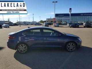 Used 2019 Hyundai Elantra Luxury Auto  - $147 B/W for sale in Prince Albert, SK