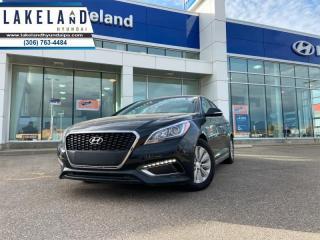 Used 2016 Hyundai Sonata Hybrid Base  - $110 B/W for sale in Prince Albert, SK