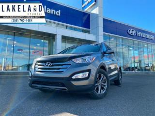 Used 2016 Hyundai Santa Fe Sport 2.4 Luxury  - $143 B/W for sale in Prince Albert, SK
