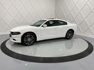 Used 2019 Dodge Charger SXT PLUS| AWD| NAVI| LTHR| SUNROOF for sale in Vaughan, ON
