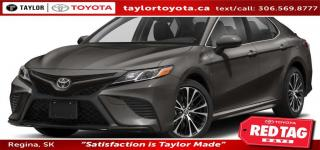 New 2020 Toyota Camry SE for sale in Regina, SK