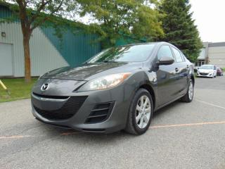 Used 2010 Mazda MAZDA3 *******BLUETOOTH*******FINANCEMENT MAISO for sale in St-Eustache, QC