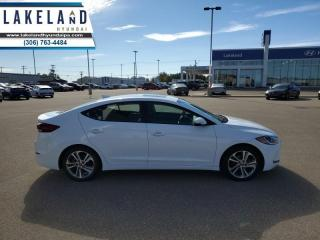 Used 2017 Hyundai Elantra GLS  - $103 B/W for sale in Prince Albert, SK