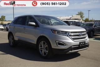 Used 2017 Ford Edge Titanium for sale in Hamilton, ON