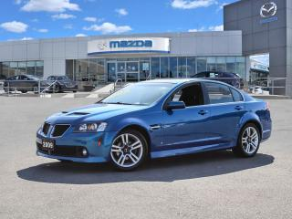 Used 2009 Pontiac G8 Base for sale in Hamilton, ON