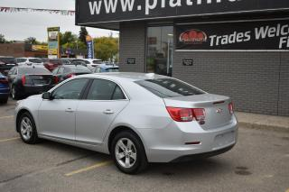 Used 2015 Chevrolet Malibu 1LT BLUETOOTH!! TWO TONE SEATS!! NO ACCIDENTS OR CLAIMS!! for sale in Saskatoon, SK