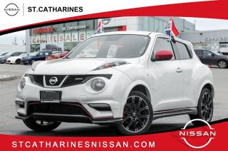 Used 2014 Nissan Juke Nismo RARE | NISMO | 1 OWNER | ACCIDENT FREE for sale in St. Catharines, ON
