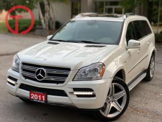 Used 2011 Mercedes-Benz GL-Class GL 350 BlueTec for sale in Burlington, ON