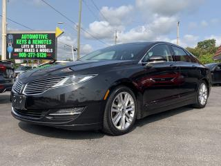 Used 2014 Lincoln MKZ for sale in Cobourg, ON