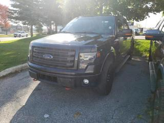 Used 2014 Ford F-150 EcoBoost 3.5L V6 for sale in Barrie, ON