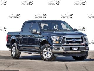 Used 2016 Ford F-150 XLT CREW CAB 4X4 CERTIFIED! for sale in Hamilton, ON
