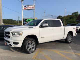 Used 2019 RAM 1500 Big Horn  level 2 for sale in Cobourg, ON