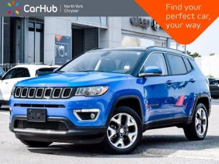 Used 2019 Jeep Compass LIMITED for sale in Thornhill, ON