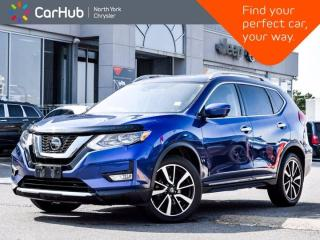 Used 2018 Nissan Rogue SL AWD Bose Panoramic Roof Navigation Heated Front Seats for sale in Thornhill, ON