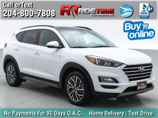 Used 2019 Hyundai Tucson Luxury for sale in Winnipeg, MB