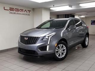 New 2021 Cadillac XT5 Luxury - Heated Seats for sale in Burlington, ON