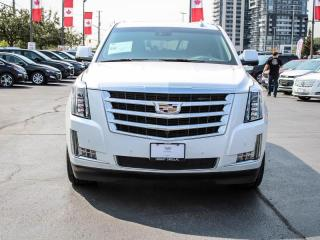 Used 2017 Cadillac Escalade Luxury SURROUND VISION! | VENTED SEATS! for sale in Burlington, ON