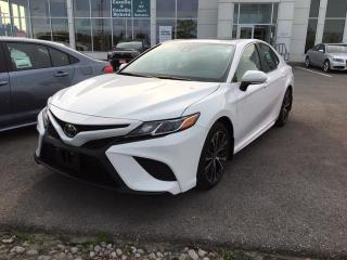 New 2020 Toyota Camry SE UPGRADE PACKAGE+MOONROOF+SMART KEY+18 ALLOYS for sale in Cobourg, ON