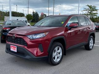 Used 2019 Toyota RAV4 LE AWD! for sale in Cobourg, ON