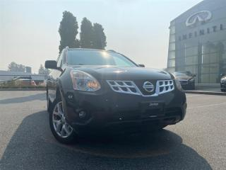 Used 2013 Nissan Rogue SL AWD CVT for sale in Langley, BC