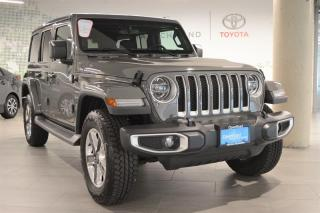 Used 2019 Jeep Wrangler Unlimited Jl Unlimited Sahara for sale in Richmond, BC