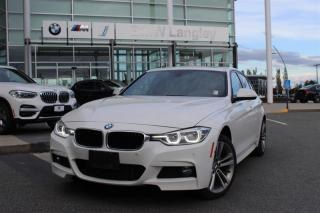 Used 2018 BMW 328 d xDrive Sedan for sale in Langley, BC
