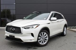 Used 2019 Infiniti QX50 2.0T Essential AWD for sale in Langley, BC