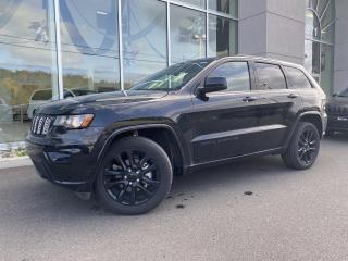 Used 2019 Jeep Grand Cherokee ALTITUDE , ÉCRAN 8.4'' , WIFI , BANC CHA for sale in Ste-Agathe-des-Monts, QC