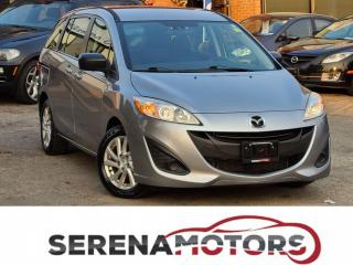 Used 2012 Mazda MAZDA5 GS | AUTO | 6 PASSENGERS | NO ACCIDENTS for sale in Mississauga, ON