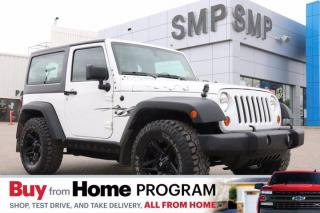 Used 2011 Jeep Wrangler Sport - Heated Seats for sale in Saskatoon, SK