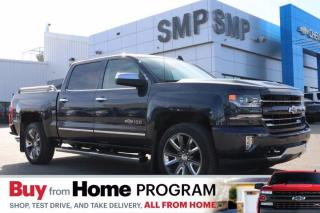 Used 2018 Chevrolet Silverado 1500 LTZ - Centennial Edition, Htd/Vented Leather, Sunroof, Z71 for sale in Saskatoon, SK