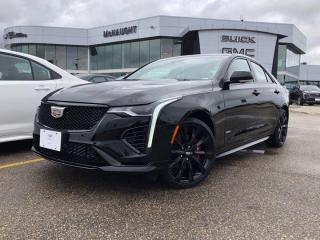 New 2020 Cadillac CTS V-Series for sale in Winnipeg, MB