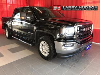 Used 2017 GMC Sierra 1500 SLE Crew Cab | Z71 | Navigation | One Owner for sale in Listowel, ON