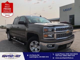 Used 2015 Chevrolet Silverado 1500 LT 4x4|5.3L V8|Reverse cam|Crew Cab|Tonneau Cover| for sale in Leamington, ON