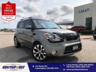Used 2013 Kia Soul 4u|HTD seats|Bluetooth|Sunroof|Low kms!!!| for sale in Leamington, ON