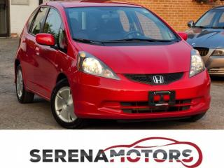 Used 2009 Honda Fit LX | MANUAL | CRUISE | NO ACCIDENTDS | LOW KM for sale in Mississauga, ON