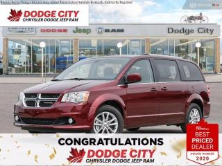 New 2020 Dodge Grand Caravan PREMIUM PLUS for sale in Saskatoon, SK