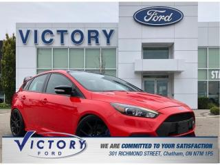 Used 2018 Ford Focus RS RS|LE|AWD|WINTER WHEELS INCLUDED| UNDER 5000KM!!!! for sale in Chatham, ON