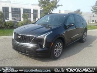 New 2021 Cadillac XT4 Sport - $365 B/W for sale in Bolton, ON