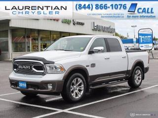 Used 2018 RAM 1500 Laramie Longhorn!!  NAVIGATION!!  4X4!!  LEATHER!! for sale in Sudbury, ON