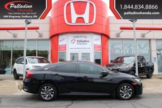 Used 2018 Honda Civic Sedan EX-CERTIFIED-CLEAN-ONLY 20K-KM for sale in Sudbury, ON