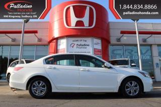 Used 2012 Honda Accord Sedan SE for sale in Sudbury, ON