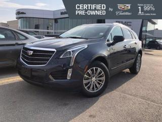 Used 2018 Cadillac XT5 Luxury AWD | Black Ice Grille | Bose Audio | Sunroof for sale in Winnipeg, MB