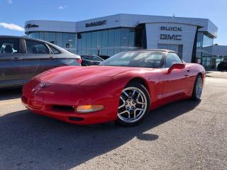 Used 1999 Chevrolet Corvette for sale in Winnipeg, MB
