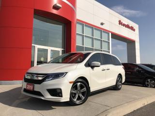 Used 2019 Honda Odyssey EX for sale in Whitchurch-Stouffville, ON