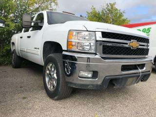 Used 2014 Chevrolet Silverado 2500 LT for sale in Pickering, ON