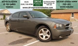 Used 2010 Dodge Charger Low K's 6 Cyl RWD Cruise Control for sale in Belle River, ON